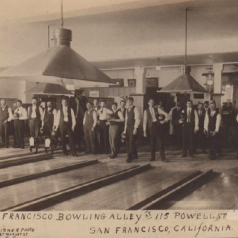 SFbowl, 115 Powell St.